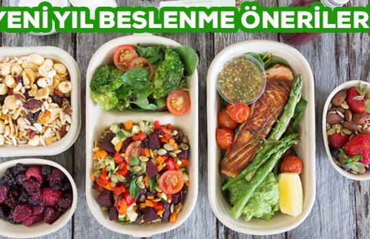 Yeni Yıl Beslenme Önerileri